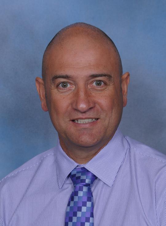 Louis Papadimitriou Executive VCSSDPA Deputy Principal