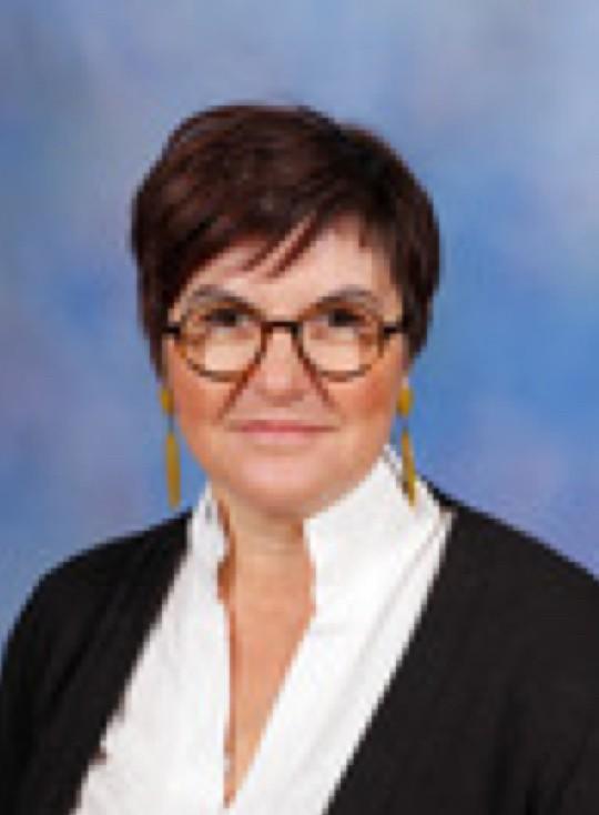 Maria Haggett Executive VCSSDPA Deputy Principal