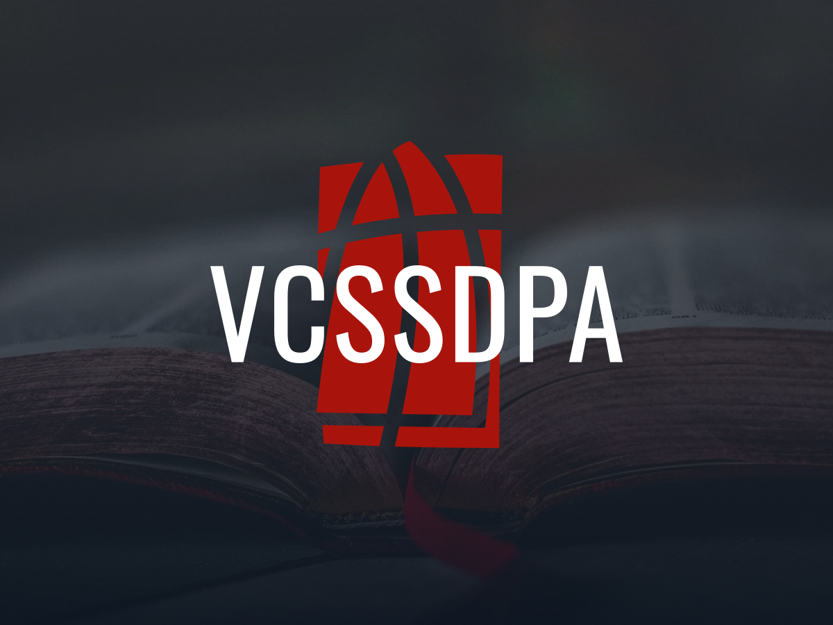 Logo VCSSDPA Catholic